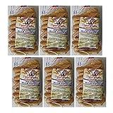 Taralli Pugliesi, Scaldatelli alla Cipolla di Foggia 6x400 gr, PAT Prodotto Agroalimentare Tradizionale