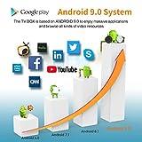 Zoom IMG-2 bqeel tv box android 9