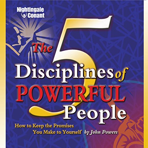 The 5 Disciplines of Powerful People cover art
