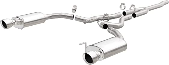 Magnaflow 19097 Stainless Steel Cat-Back Exhaust (2015 Ford Mustang L4 2.3L Ecoboost Street)