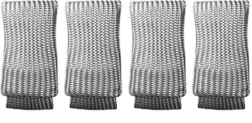 Consejos de soldadura y trucos Tig Finger Heat Shield (paquete de 4)