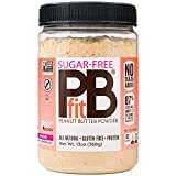 BetterBody Foods PBfit Sugar-Free All-Natural Peanut Butter Powder 368g (13 Ounces)