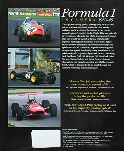 Formula 1 in Camera, 1960-69: Volume Two