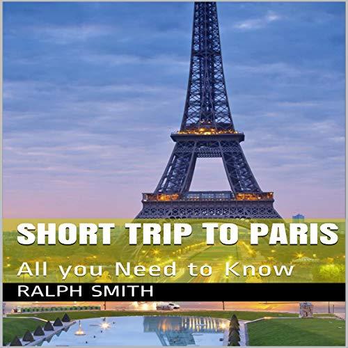 Short Trip to Paris audiobook cover art