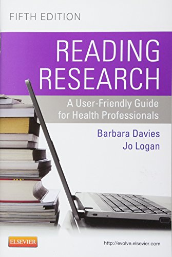 Reading Research: A User-Friendly Guide for Health...