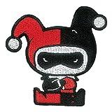 Ata-Boy DC Comics Chibi Villians - Colección de accesorios, color rojo...