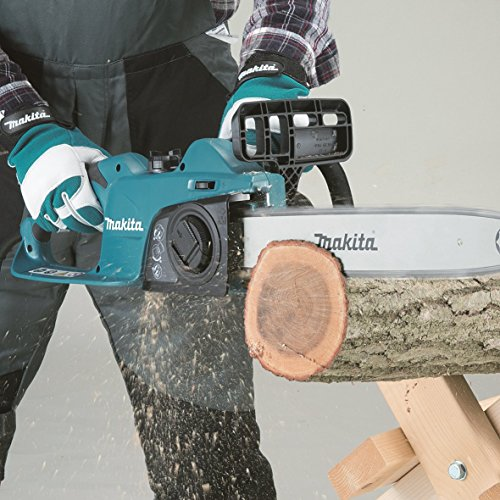 Makita UC3541A/2 240V Electric Chainsaw 35cm 1800W, 1800 W, 240 V, Blue, Large