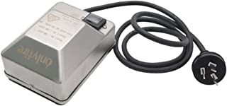 Onlyfire Universal Grill Electric Replacement Stainless Steel Rotisserie Motor 240 Volt 4 Watt On/Off Switch- 18kg Load, O...