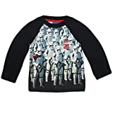 adidas I SW VIL LS 2 - Camiseta para niños, Color Blanco/Negro, Talla 80