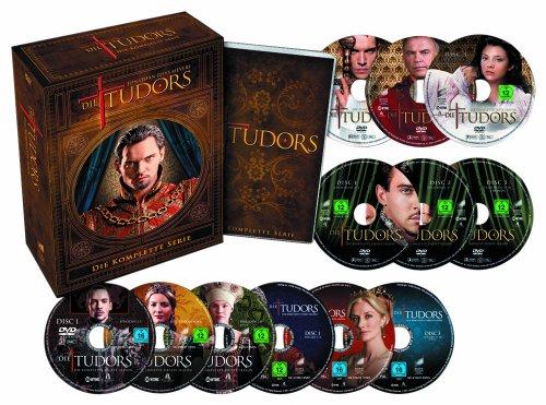 Die Tudors - die komplette Serie [13 DVDs]