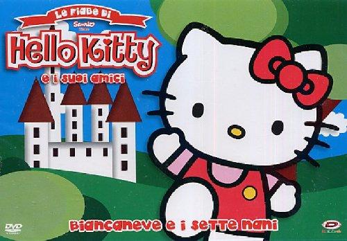Le fiabe di Hello Kitty e i suoi amici - Biancaneve e i sette naniVolume01