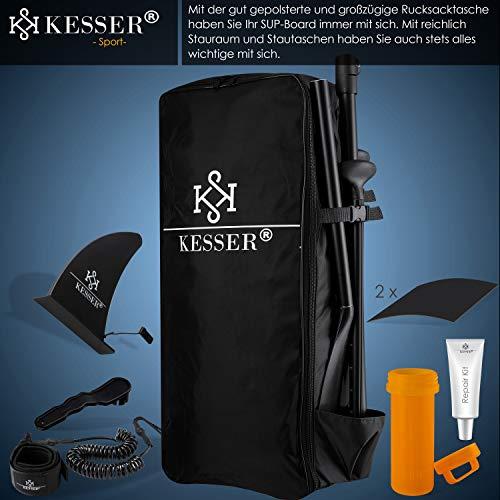Kesser SUP Board Aqua / Limit / Vario - 5