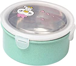 WZHZJ Thermal, Leak-Proof Lunch Box, Bento Food Container for Children (Color : A)
