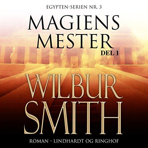 Magiens mester 1 (Egypten-serien 3.1) audiobook cover art