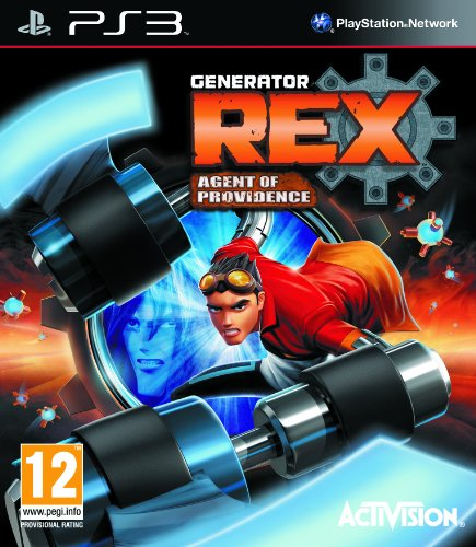 Generator Rex: Agent of Providence (PS3) [Edizione: Regno Unito]