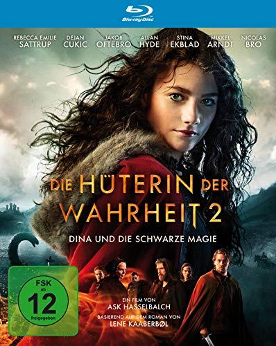 Die Hüterin der Wahrheit 2 - Dina und die schwarze Magie [Blu-ray]