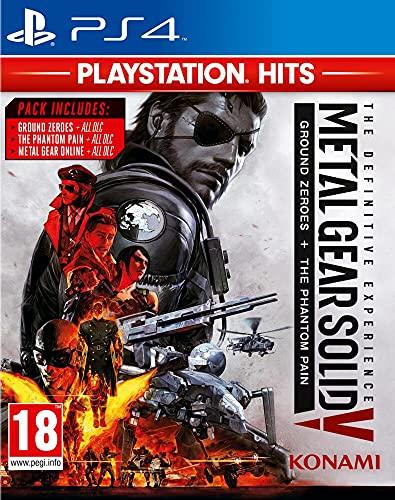 Metal Gear Solid V: Definitive Experience - Ps4 (Playstation 4) - Lingua italiana
