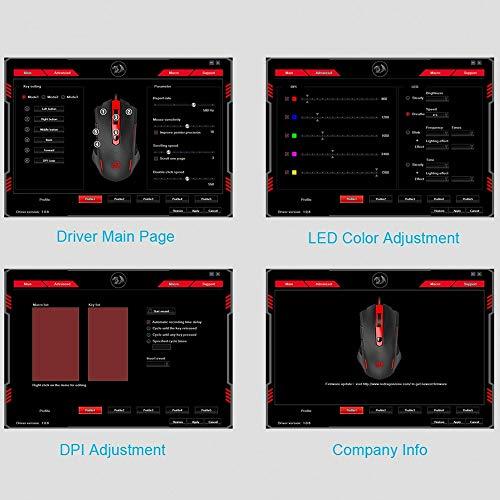 Build My PC, PC Builder, Redragon Pegasus M705