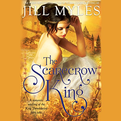 The Scarecrow King audiobook cover art
