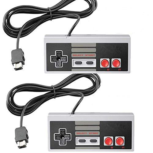 Railay 2 Packs Classic Controller for NES Nintendo Classic Mini Edition