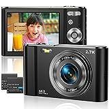 Digital Camera 2.7K Ultra HD Min...