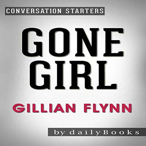 Gone Girl: A Novel by Gillian Flynn audiobook cover art