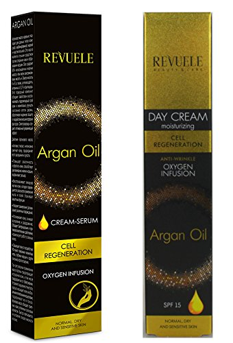 Aceite de Argán revuele Cell regeneración