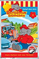 BENJAMIN BLUEMCHEN (FOLGE 3) - KAMPF DEM LAERM (1 CD)