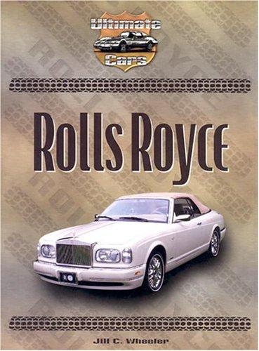 Rolls Royce (Ultimate Cars Set 2)