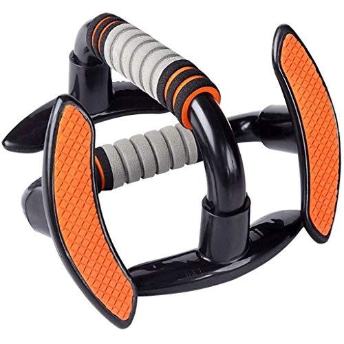 XZJJZ Empuje hacia arriba la barra de ejercicio de entrenamiento push-ups soportes barras herramienta fitness pecho agarre deportes asas musculares tablero estante