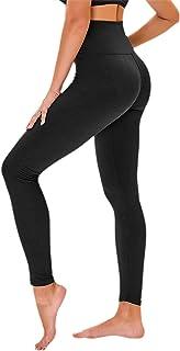 High Waisted Pattern Leggings for Women - Buttery Soft...
