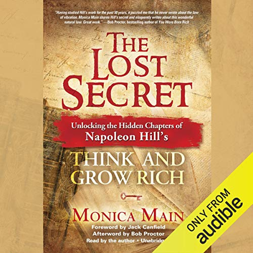 The Lost Secret cover art
