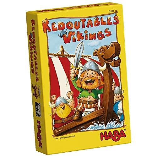 HABA 004511 - Wilde Wikinger (Redoutables Vikings)