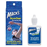 Mack's Dry-n-Clear® Ear Drying Aid - Swimmers Ear Drops - 1 Fl Oz
