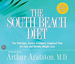 The South Beach Diet CD Long Box