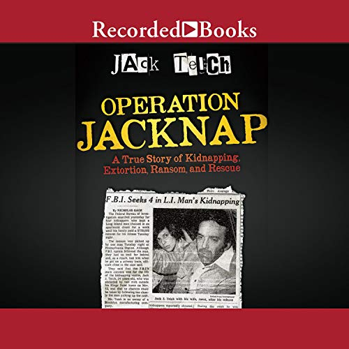 Operation Jacknap Audiobook By Jack Teich cover art