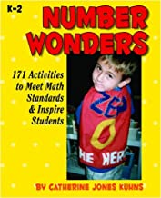 Number Wonders: 171 Activities to Meet Math Standards & Inspire Students, Grades K-2