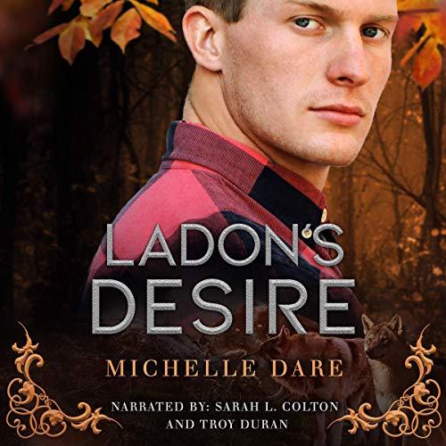 Ladon's Desire Audiobook By Michelle Dare cover art