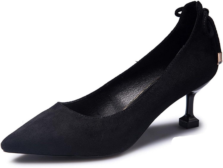 JIANXIN Frauen Frühling Und Sommer Mode Wies Schuhe Mit High High High Heels Und High Heels. (Farbe   Schwarz, größe   39)  00d635