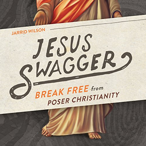 Jesus Swagger audiobook cover art
