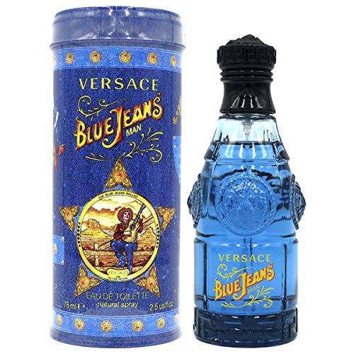 VERSACE(ヴェルサーチェ)『ブルー ジーンズ』