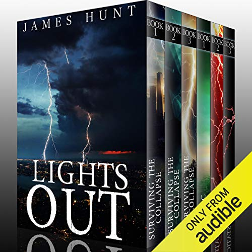 Lights Out Super Boxset: EMP Survival in a Powerless World  By  cover art