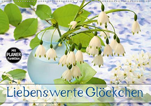 Liebenswerte Glöckchen (Wandkalender 2021 DIN A2 quer)