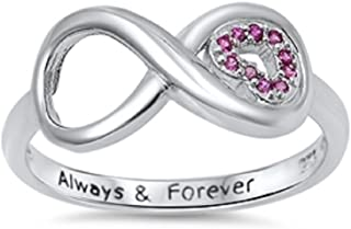 Best promise rings forever and always Reviews