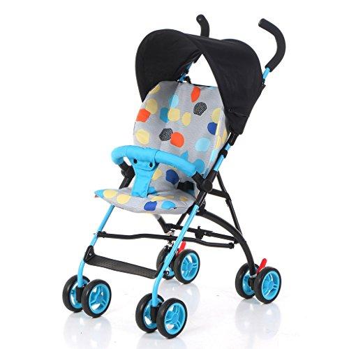 JIANXIN Baby kinderwagens licht gewatteerde paraplu's voor draagbare kinderen kruiwagen.