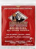 Aero bols Gorilla Doré Grip Enhancer Chiffon bols de tennis de golf de football Baseball