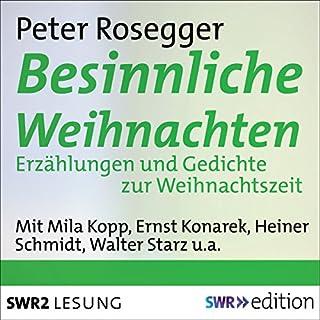 Alpenländische Weihnachtsgeschichten Hörbuch Download Peter