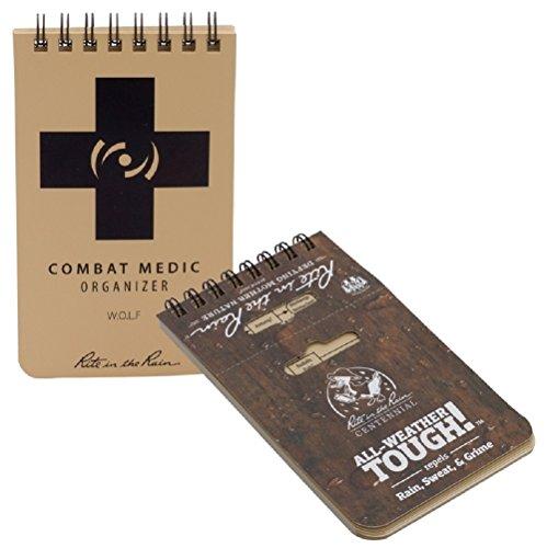 Rite in the Rain Combat Medic Organizer (Tan)