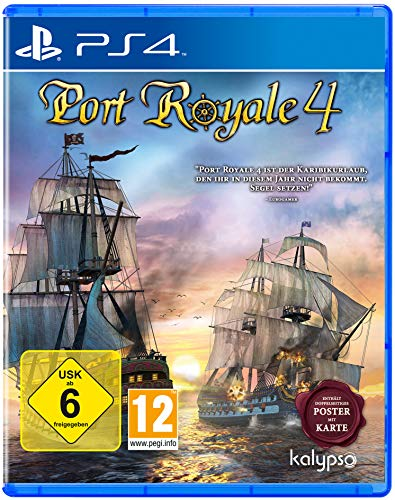 Port Royale 4 (Playstation 4)