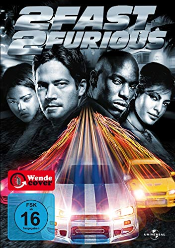 2 Fast 2 Furious [Import allemand]